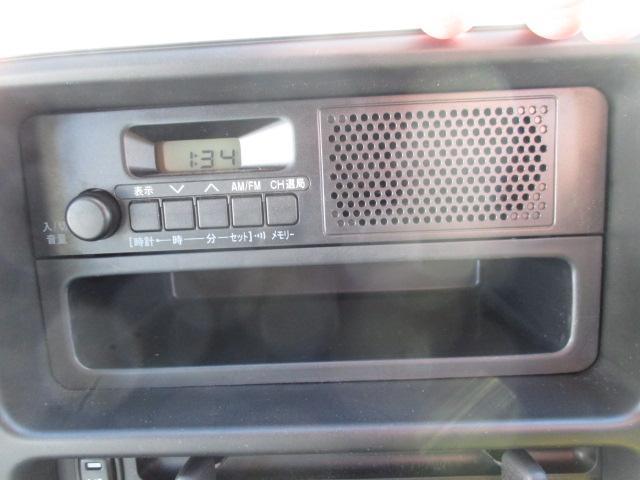ダイハツ ハイゼットカーゴ DX キーレス AMFMラジオ デュアルエアバッグ