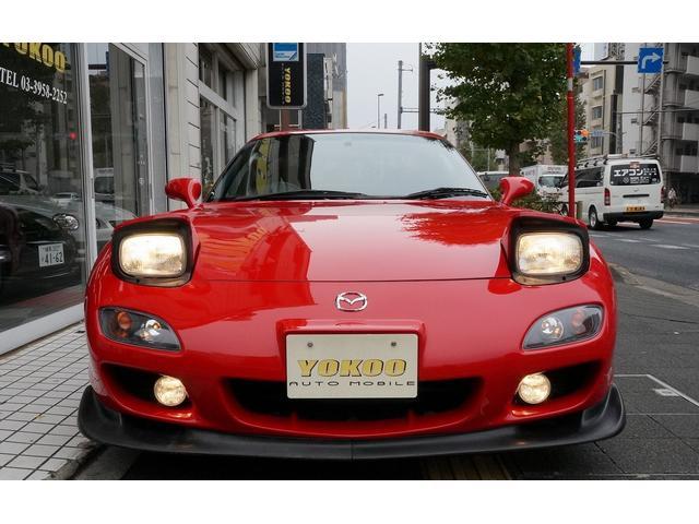「マツダ」「RX-7」「クーペ」「東京都」の中古車21