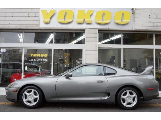 「トヨタ」「スープラ」「クーペ」「東京都」の中古車4