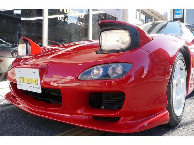 「マツダ」「RX-7」「クーペ」「東京都」の中古車10