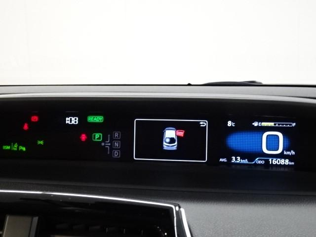 Sセーフティパッケージ 当社社用車歴 5人乗り 9型Bluetooth対応フルセグメモリーナビ ディスク再生 全周囲カメラ ETC2.0 別体型ドラレコ LEDフォグ AC100Vアクセサリーコンセント 衝突回避支援 BSM(13枚目)