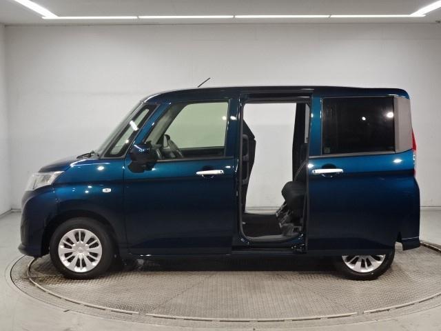 X S ワンオーナー スマートキー スマートアシスト メモリーナビ 左側電動スライドドア ETC(9枚目)