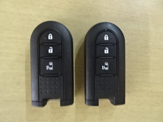 X S ワンオーナー スマートキー スマートアシスト メモリーナビ 左側電動スライドドア ETC(17枚目)