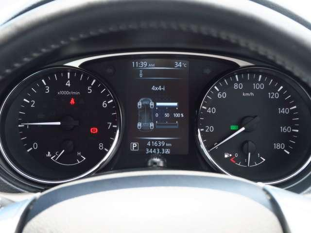 2.0 20X エマージェンシーブレーキパッケージ 3列車 4WD 踏み間違防止アシスト(8枚目)