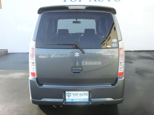 スズキ ワゴンR スティングレーX 純正アルミ HID CD MD 1年保証付