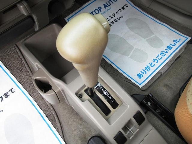EII 3AT車 オーディオ付 ETC CD パワーウィンドウ フルフラットシート タイミングチェーン(50枚目)