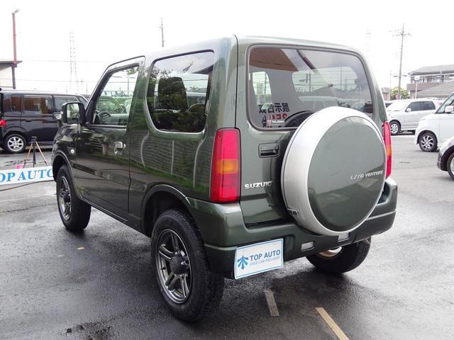 ランドベンチャー 切替式4WD ターボ 10型 5速マニュアル ワンオーナー ナビ TV ETC ハーフレザーシート シートヒーター 純正アルミ キーレスキー DVD再生 CD Bluetooth接続(31枚目)