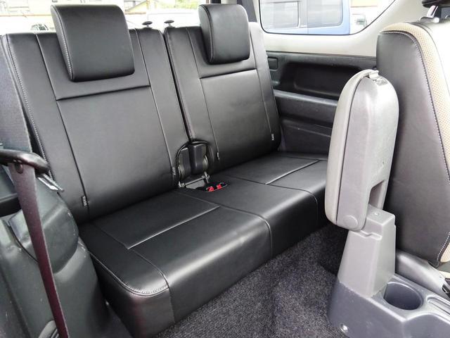 ランドベンチャー 切替式4WD ターボ 10型 5速マニュアル ワンオーナー ナビ TV ETC ハーフレザーシート シートヒーター 純正アルミ キーレスキー DVD再生 CD Bluetooth接続(45枚目)