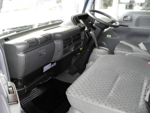 日産 アトラストラック Wキャブスーパーロー低床 6人乗り タイミングベルト交換済み