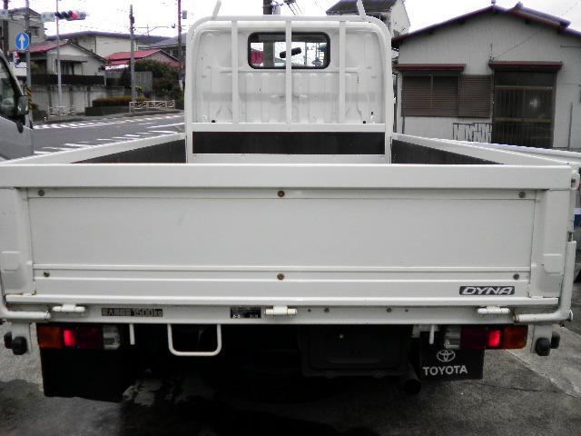 トヨタ ダイナトラック ロングジャストロー低床 1500kg積載 オートマ車