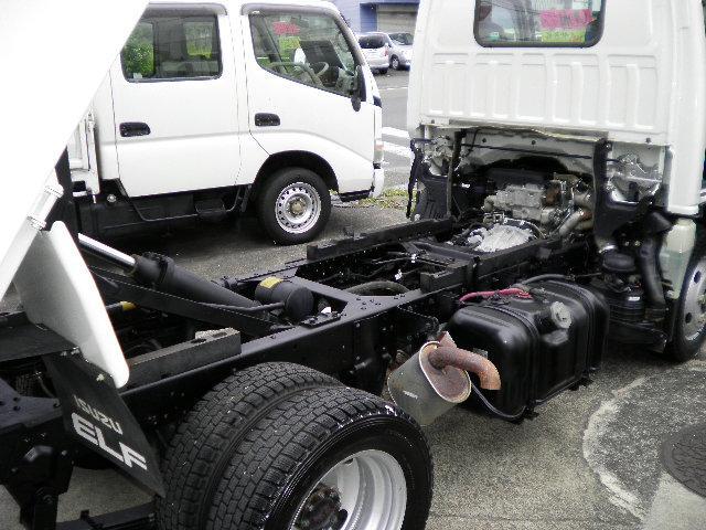 いすゞ エルフトラック 強化ダンプ 2トン積載 ディーゼルターボ 5速 新免許対応