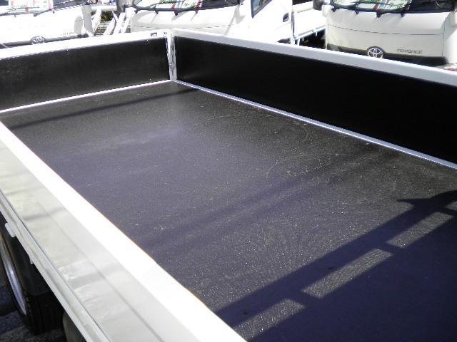 超低床 2トン積載 ディーゼルターボ 5速木製荷台4ナンバー(10枚目)