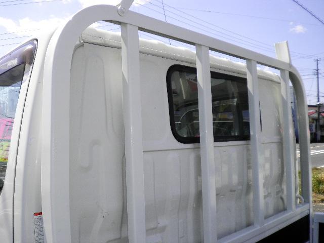 超低床 2トン積載 ディーゼルターボ 5速木製荷台4ナンバー(12枚目)