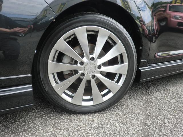 トヨタ カローラルミオン 1.5G スマートPKG アドミレイションエアロ 17AW