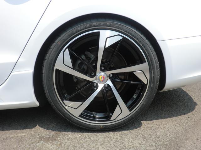 RS5スタイルの19インチアルミ付です!(NEWアルミ&タイヤ)