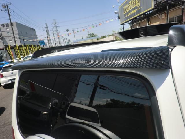 クロスアドベンチャー 2インチリフトアップ SR7-16インチAW サンルーフ オーバーフェンダー 構造変更済(小型乗用) シートヒーター サイドステップ 4WD(31枚目)