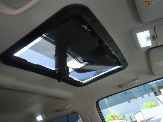 クロスアドベンチャー 2インチリフトアップ SR7-16インチAW サンルーフ オーバーフェンダー 構造変更済(小型乗用) シートヒーター サイドステップ 4WD(34枚目)