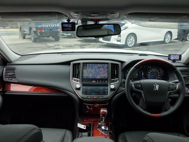 Fバージョン1オナ車プレミアムS黒革SRモデリスタフルエアロ(8枚目)