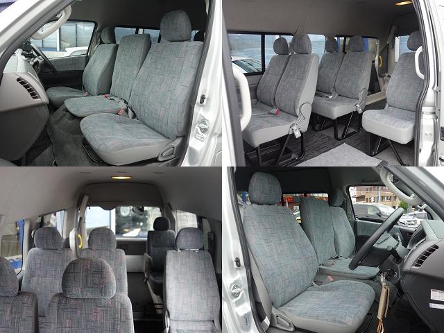 ウェルキャブ福祉タクシー仕様車アームリフト車いす1基10人乗(20枚目)