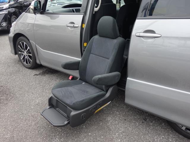 アエラスサイドリフトアップシート1オナ車両側電動デッキボード(10枚目)