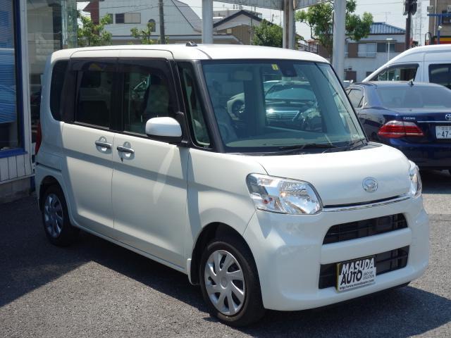 「ダイハツ」「タント」「コンパクトカー」「東京都」の中古車3