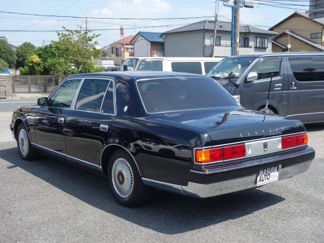 「トヨタ」「センチュリー」「セダン」「東京都」の中古車5