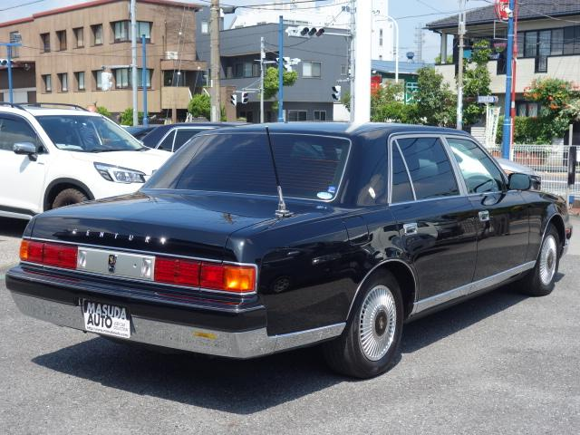 「トヨタ」「センチュリー」「セダン」「東京都」の中古車7