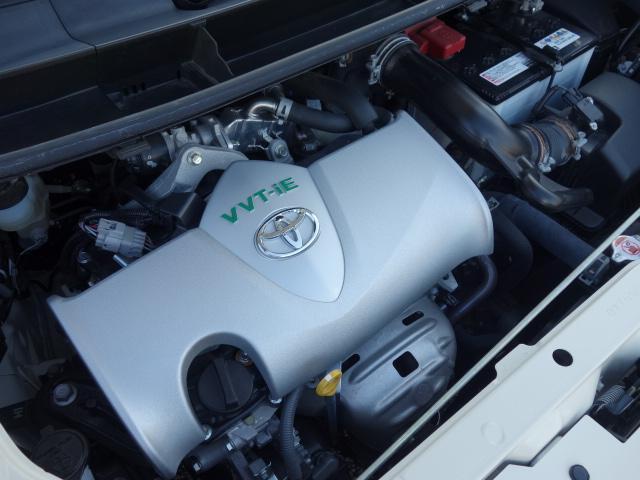Fウェルキャブ車サイドアクセス車Aタイプ車いす収納装置脱着シート仕様手動式 純正SDナビバックカメラ ドライブレコーダー ナノイー ディスチャージヘッドライト TSS 衝突軽減 自動ドア(7枚目)