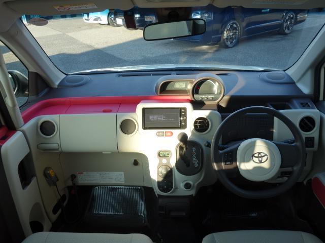 Fウェルキャブ車サイドアクセス車Aタイプ車いす収納装置脱着シート仕様手動式 純正SDナビバックカメラ ドライブレコーダー ナノイー ディスチャージヘッドライト TSS 衝突軽減 自動ドア(8枚目)