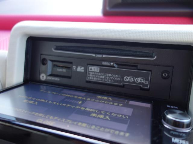 Fウェルキャブ車サイドアクセス車Aタイプ車いす収納装置脱着シート仕様手動式 純正SDナビバックカメラ ドライブレコーダー ナノイー ディスチャージヘッドライト TSS 衝突軽減 自動ドア(10枚目)
