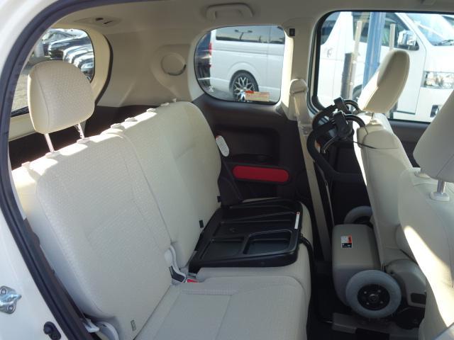 Fウェルキャブ車サイドアクセス車Aタイプ車いす収納装置脱着シート仕様手動式 純正SDナビバックカメラ ドライブレコーダー ナノイー ディスチャージヘッドライト TSS 衝突軽減 自動ドア(34枚目)