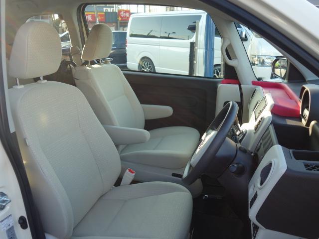 Fウェルキャブ車サイドアクセス車Aタイプ車いす収納装置脱着シート仕様手動式 純正SDナビバックカメラ ドライブレコーダー ナノイー ディスチャージヘッドライト TSS 衝突軽減 自動ドア(35枚目)