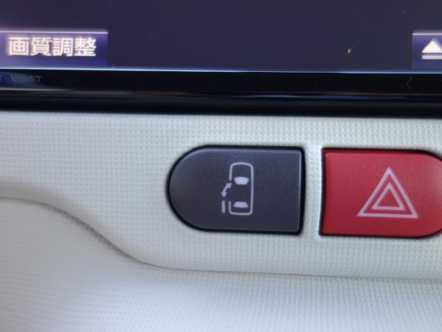 Fウェルキャブ車サイドアクセス車Aタイプ車いす収納装置脱着シート仕様手動式 純正SDナビバックカメラ ドライブレコーダー ナノイー ディスチャージヘッドライト TSS 衝突軽減 自動ドア(41枚目)