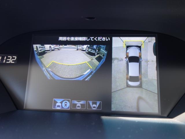 ベースグレード 1オーナー車 KRELLオーディオ アラウンドビューモニター サンルーフ ホンダセンシング 置くだけ充電 白革エアシート リア3面サンシェード ドライブレコーダー 19AW 純正トランクマット(10枚目)