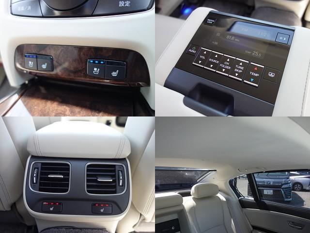 ベースグレード 1オーナー車 KRELLオーディオ アラウンドビューモニター サンルーフ ホンダセンシング 置くだけ充電 白革エアシート リア3面サンシェード ドライブレコーダー 19AW 純正トランクマット(12枚目)