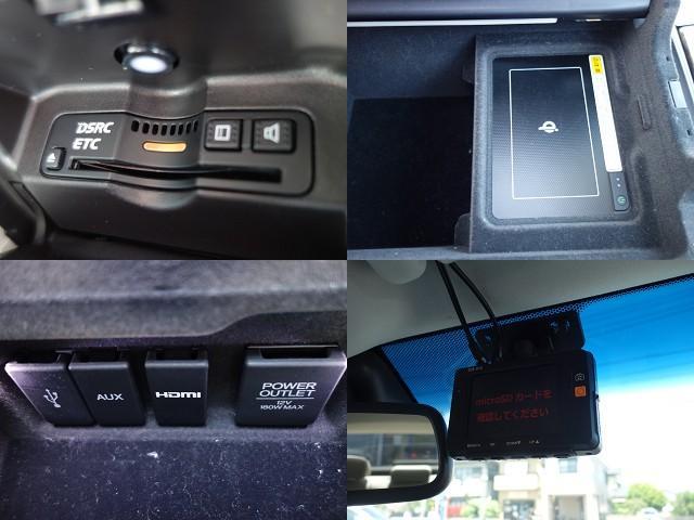 ベースグレード 1オーナー車 KRELLオーディオ アラウンドビューモニター サンルーフ ホンダセンシング 置くだけ充電 白革エアシート リア3面サンシェード ドライブレコーダー 19AW 純正トランクマット(13枚目)