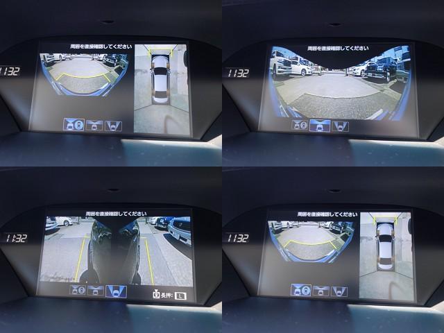 ベースグレード 1オーナー車 KRELLオーディオ アラウンドビューモニター サンルーフ ホンダセンシング 置くだけ充電 白革エアシート リア3面サンシェード ドライブレコーダー 19AW 純正トランクマット(15枚目)