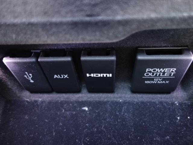 ベースグレード 1オーナー車 KRELLオーディオ アラウンドビューモニター サンルーフ ホンダセンシング 置くだけ充電 白革エアシート リア3面サンシェード ドライブレコーダー 19AW 純正トランクマット(36枚目)