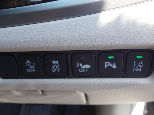 ベースグレード 1オーナー車 KRELLオーディオ アラウンドビューモニター サンルーフ ホンダセンシング 置くだけ充電 白革エアシート リア3面サンシェード ドライブレコーダー 19AW 純正トランクマット(45枚目)