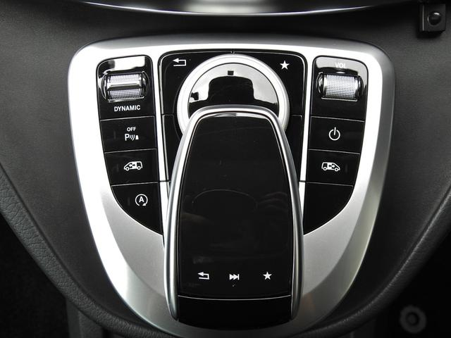 V220d AVGロング 黒革  RSP 1オナ 新車保証(9枚目)