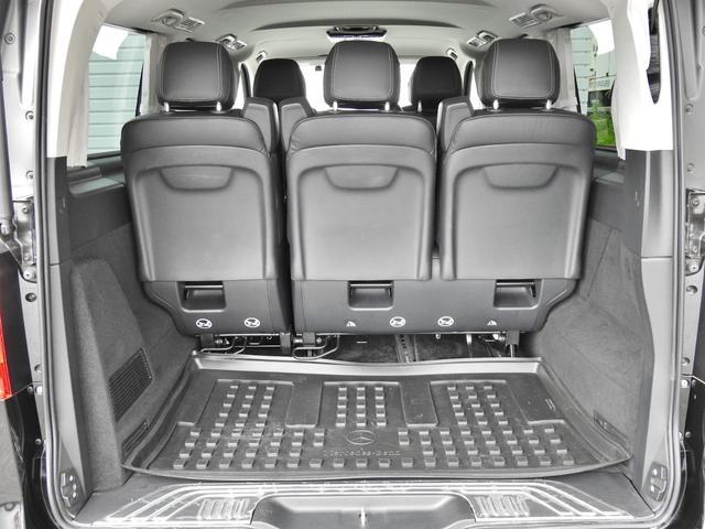 V220d AVGロング 黒革  RSP 1オナ 新車保証(19枚目)