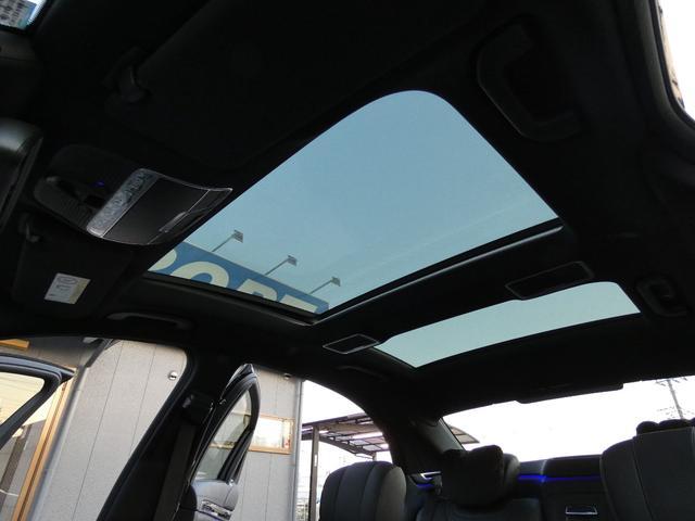 S550ロング AMGスポーツPKG ショーファーPKG リアセーフティPKG 左H RSP 黒革 PSR ナビTVBカメラ リアエンタ ディストロ Burmester パワーシート&ステアリング/シートヒーター ベンチレーター キーレスゴー 19AW(17枚目)