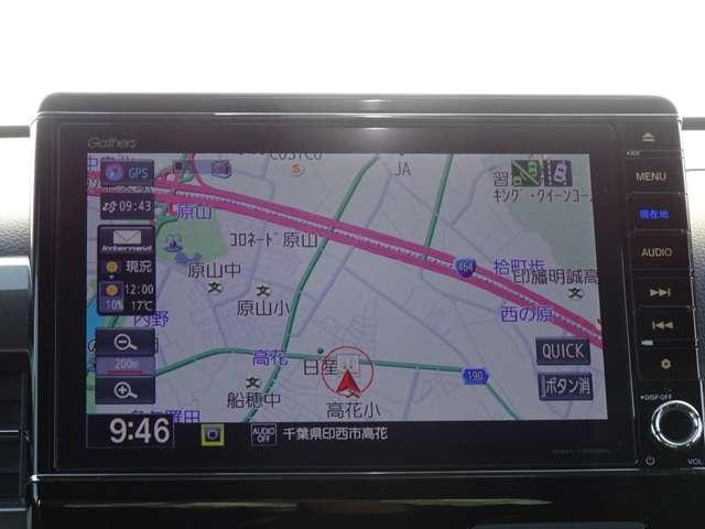 Lホンダセンシング 当社デモカー ナビ ドラレコ Bluetooth アルミ ナビTV 禁煙 衝突被害軽減B フルセグ LEDヘッド スマートキー ETC シートヒーター メモリーナビ クルコン リアカメラ パワステ(12枚目)