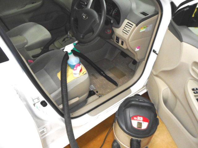 トヨタ カローラフィールダー 1.5X 純正DVDナビ ワンオーナー 禁煙車