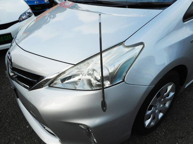 初めての車購入の方はもちろん、乗り換えると誰もが運転に少々の不安があるものですが、これがあれば安心です!電動コーナーポールも装備!室内のスイッチ一つで簡単に伸縮出来ますから慣れたらスッキリ収納で!