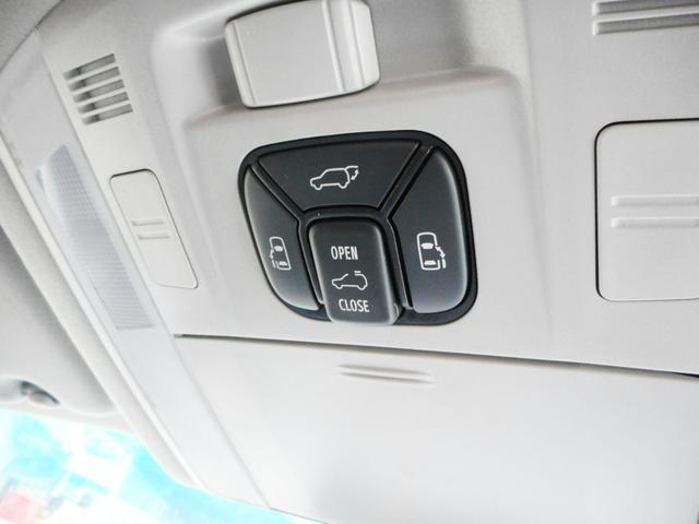 トヨタの高級ワゴン車らしい気遣い、電動リヤゲート!大型ワゴン車なので大きなリヤゲートの開閉は案外大変なので、特に女性には喜んで頂ける便利な装備です!ゲートにもスイッチが付いていますからご安心下さい!