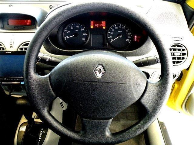 ルノー ルノー カングー オーセンティック 保証付 1オナ HDDナビ ディーラー車