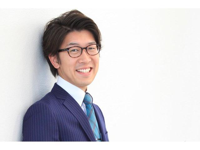 カーライフプランナーの山本健太郎です。より多くのお客様にオートカフェというお店を知っていただきたい・知れて良かったと感じていただきたく、お客様とお話している時間がとても好きです。