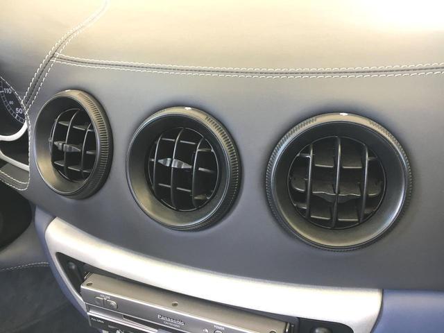 ◆イタリア車特有のプラスチック部分のベタつきは、既に対策処理を施しておりますので、気持ちよくご使用いただけます。