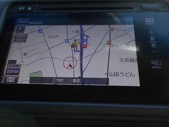 ハイブリッドZ ホンダ純正ナビ装着(13枚目)